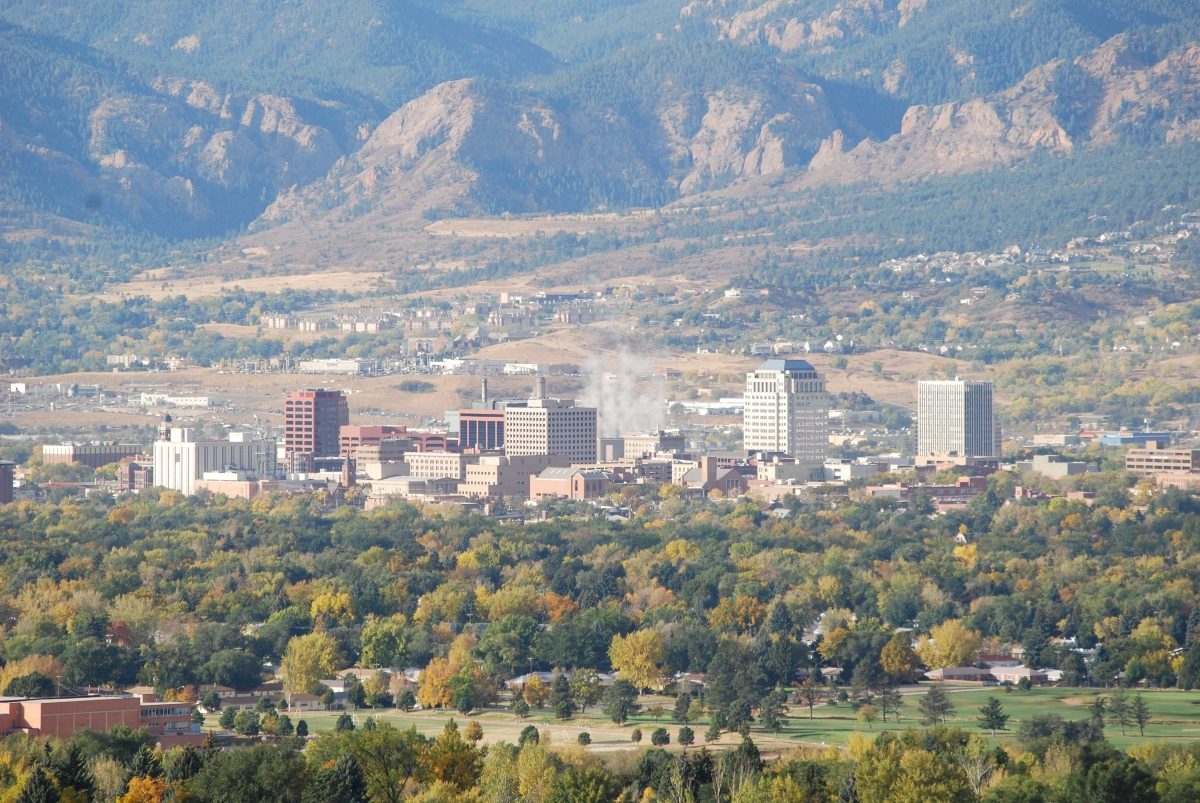 American Diaries: Trip to Denver and Colorado Springs