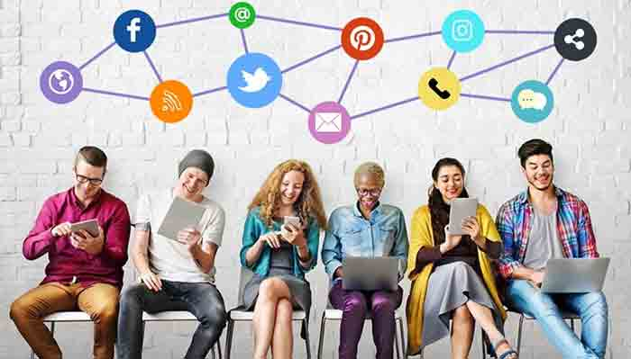 The impact of social media on student life